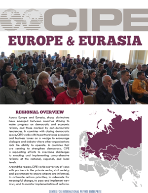 Flyer - Europe & Eurasia