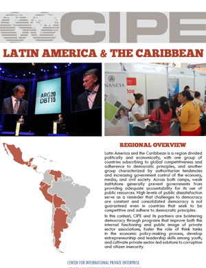 Flyer - Latin America & the Caribbean